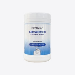 Advanced Alcohol Wipes Canister 100ct