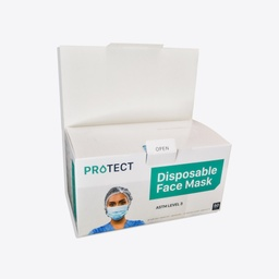 Protect Level 3 Disposable Face Mask